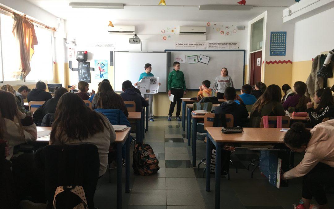 CALENDARIO DE EXPOSICIONES DE EDUCACIÓN FÍSICA. CURSO 2019/2020.