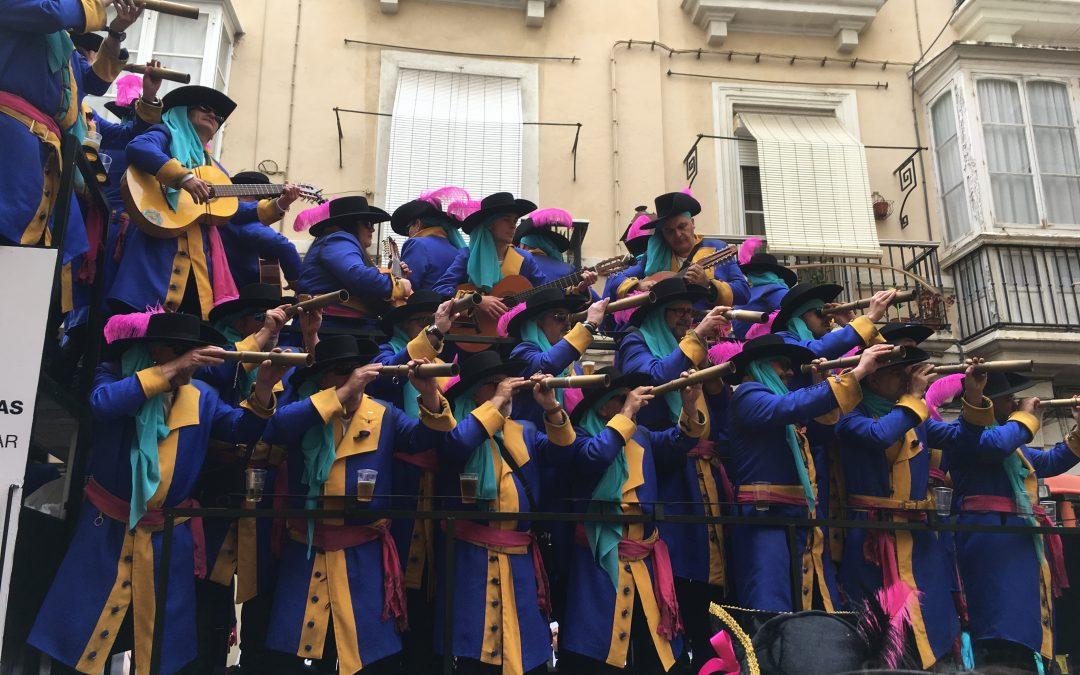 Carnaval IES «El Alquián», curso 2018-2019.