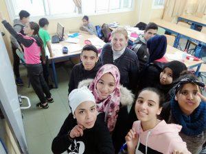 Un grupo español-marroquí muy trabajador