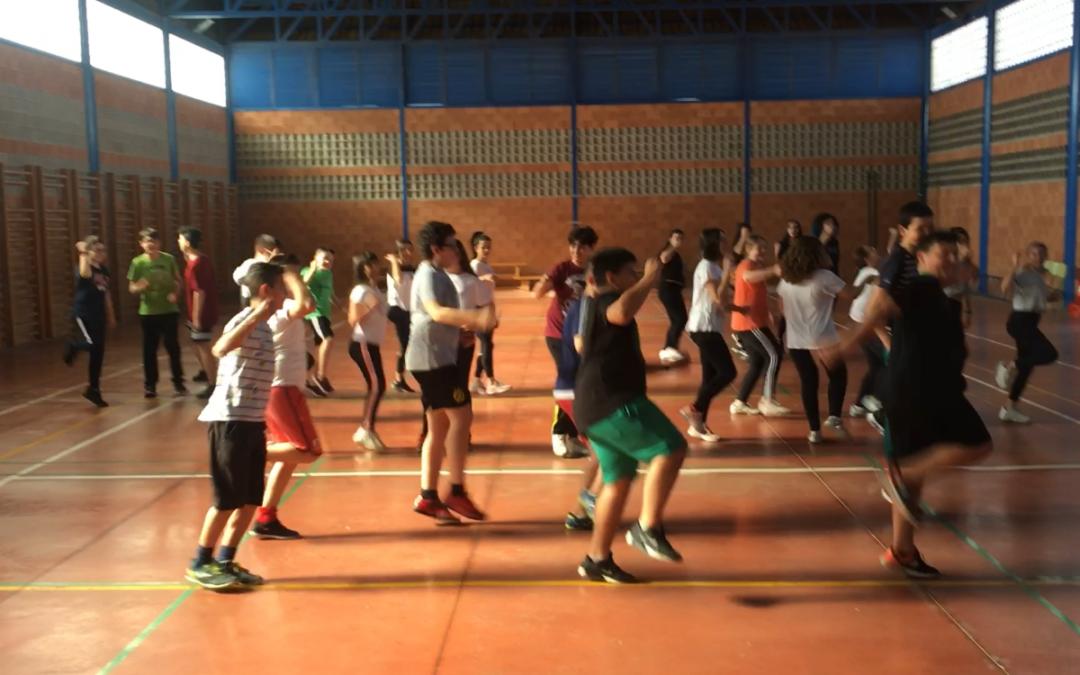 Resumen bailes 1ºA.