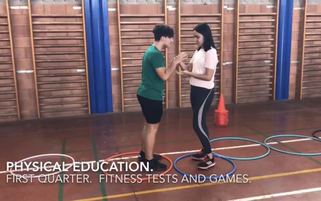 Primer trimestre de Educación Física: Condición Física y Salud.