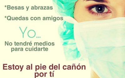 Actuaciones ante las semanas sin clases en Educación Física a causa del coronavirus (profesor Lucas Cabrera León).