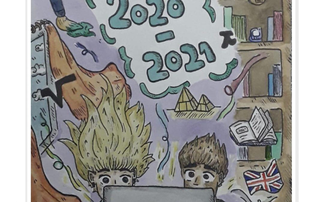 Concurso Agenda Escolar 20-21 ¡Ya tenemos ganador!